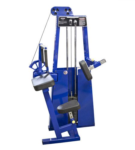 triceps extensions machine