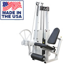 Leg Extension Machine -- Legend Fitness (911)