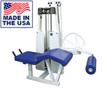 Legend Fitness 912 Selectorized Lying Leg Curl Machine for Hamstrings