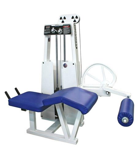 hamstring weight machine