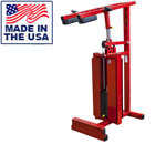 Standing Calf Machine -- Legend Fitness (915)