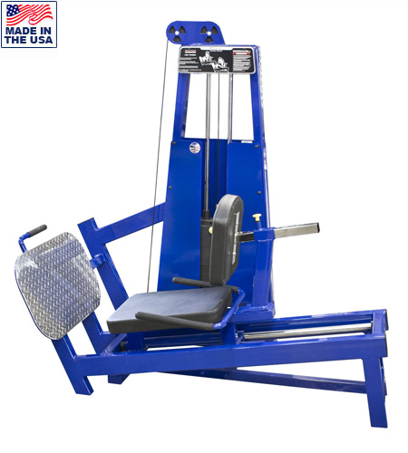 Seated Leg Press Machine -- Legend Fitness (931)