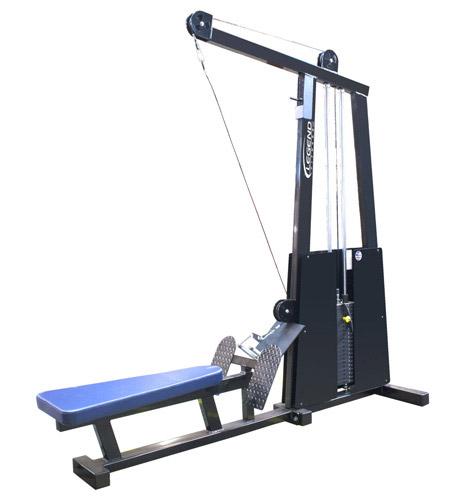 how to row machine