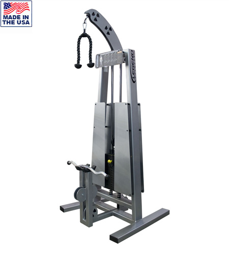 Standing Bicep-Tricep Machine -- Legend Fitness (946)