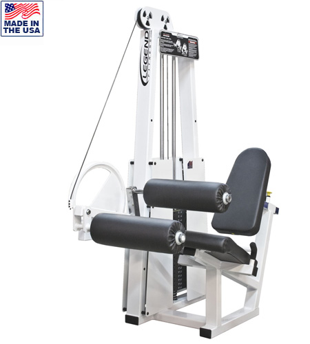Seated Leg Curl Machine -- Legend Fitness (956)