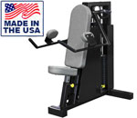 Legend Fitness 962 Selectorized Lateral Raise for Side Delt Training