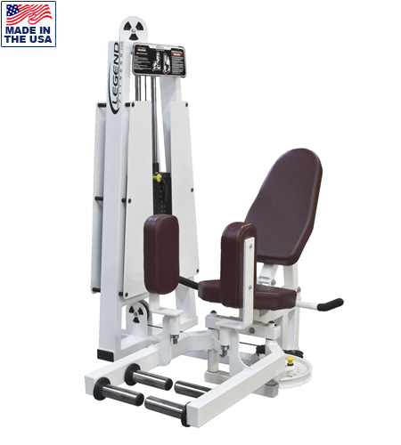 Inner and Outer Thigh Machine -- Legend Fitness (964)
