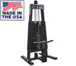 Legend Fitness 966 Selectorized Standing Bicep Curl Machine
