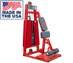 Legend Fitness 970 Selectorized Standing Leg Curl for Commercial Gyms