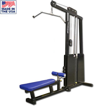 PRO SERIES Lat/Low Row Combo
