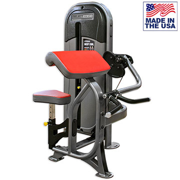Legend Fitness 1104 SelectEDGE Bicep Curl Machine