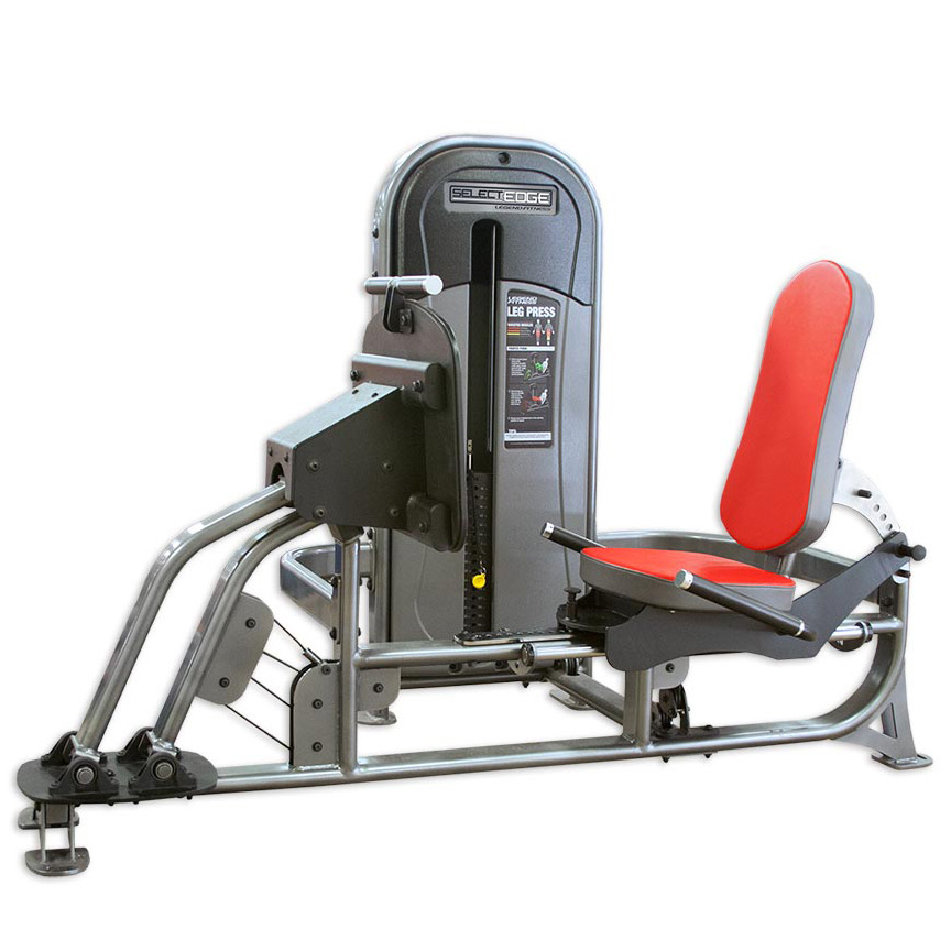Selectedge Selectorized Seated Leg Press Machine Legend
