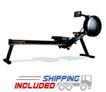 LifeCORE R90 Rowing Machine for Crossfit Workouts