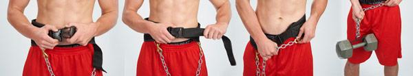 Dip Belt Instructions