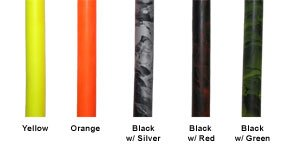 Single Handle Tube Color Options