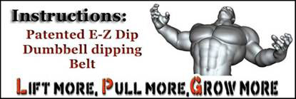Dip Instructions