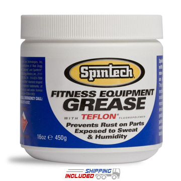Spintech® Fitness Equipment Grease