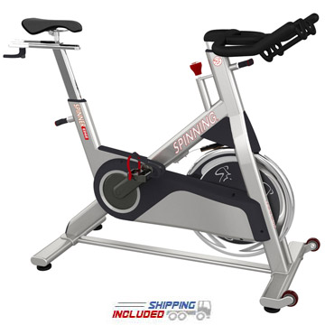 Spinner EDGE Premium Spinning Bike with Steel Frame