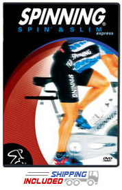 Spinning® SPIN® & Slim DVD