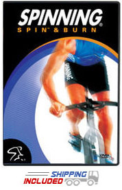 Spinning® SPIN® & Burn DVD