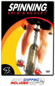 Spinning® SPIN® & Sculpt DVD