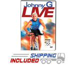 Spinning® Johnny G® Live DVD