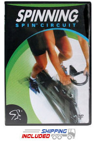 Spinning® Spin® Circuit DVD