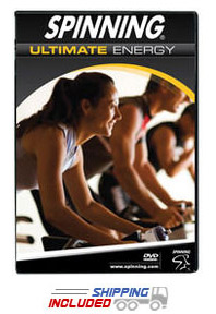 Spinning® Ultimate Energy DVD