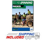 Spinning® Rides North Carolina DVD
