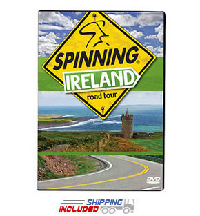 Spinning® Ireland Road Tour DVD
