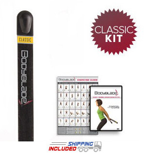 Bodyblade® Classic Kit Club Pack for Group Training