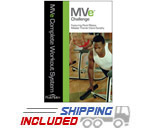 Peak Pilates® MVe® Challenge Chair Workout DVD