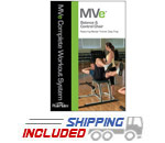 Peak Pilates® MVe® Balance and Control Chair Workout DVD
