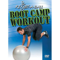 Resist-A-Ball® Workout DVDs