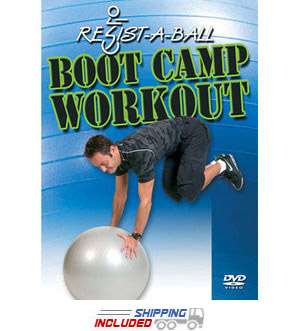 Resist-A-Ball® Boot Camp DVD