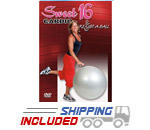 Resist-A-Ball® Sweet 16 Cardio DVD