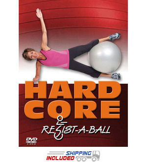 Resist-A-Ball® Hard Core DVD