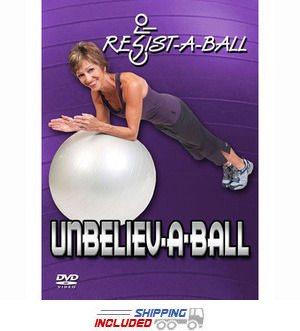 Resist-A-Ball® Unbeliev-a-Ball DVD