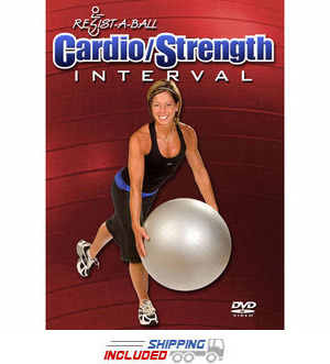 Resist-A-Ball® Cardio Strength Interval DVD