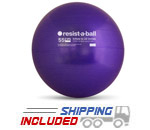 Resist-A-Ball® Pro Series 55 cm Commercial Grade Stability Ball
