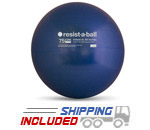 Resist-A-Ball® Pro Series 75 cm Commercial Grade Stability Ball
