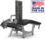 American Built AB-6002 Selectorized Lying Leg Curl for Commercial Clubs by Matrix