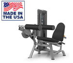 American Built AB-6027 Selectorized Seated Leg Curl for Commercial Clubs by Matrix