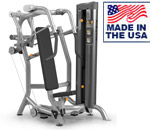 Independent Converging Vertical Chest Press