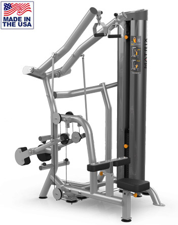 Independent Diverging Lat Pulldown