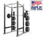 American Built AB-D47 Varsity Power Training Rack
