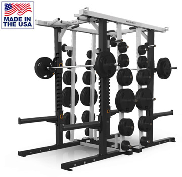 Mega Double Rack
