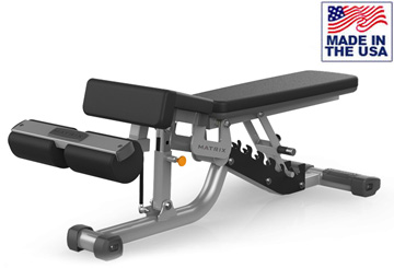 Flat / Incline / Decline Bench