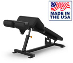 American Built AB-D61 Adjustable Decline Bench for Commercial Clubs by Matrix