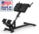 American Built AB-D93 45 Degree Back Extension Bench